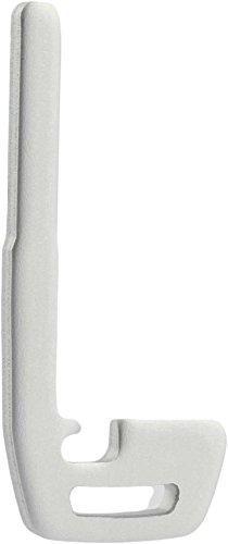 (KeylessOption Keyless Entry Remote Uncut Prox Smart Emergency Car Key Blade Insert For Volvo)