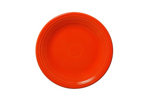 Review Fiesta Dinner Plate, 10-1/2-Inch,