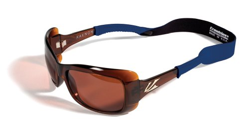 Croakies Original Sport Eyewear Retainer (16 Inches, Navy)