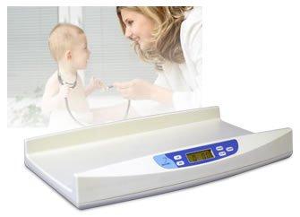 Doran DS4100 Digital Baby Scale w/ Reweigh Function by Doran