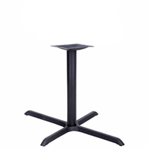 "Kratos 47K-019 Restaurant Table Base - 30"" Table Height, 24""Wx30""D Base Spread"