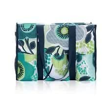 Thirty-One Zip-Top Organizing Utility Tote in Fabulous Floral