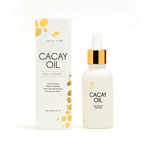 Cacay Pure Oil - 100% Organic Anti-Aging Oil from the Venezuelan Amazon Basin.
