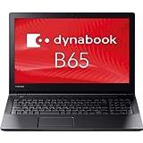 Dynabook PB65MTB41R7AD21 B65/M:Core i5-8250U 1.60GHz、メモリ8GB