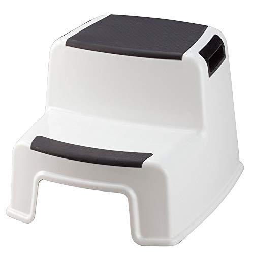 (Trenton Gifts Heavy Duty Portable Two Tier Stepping Stool)