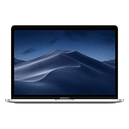 chollos oferta descuentos barato Apple MacBook Pro de 13 pulgadas Modelo Anterior 8GB RAM 512GB de almacenamiento Intel Core i5 a 2 3GHz Plata