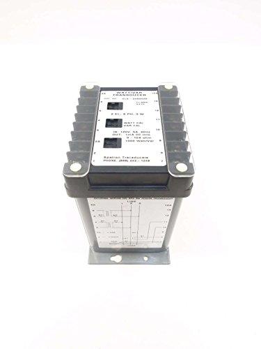 NEW SQUARE D CLE-208002S SPATRON WATT/VAR TRANSDUCER 2EL 3PH 3W 120V 1MA - Square One Ma