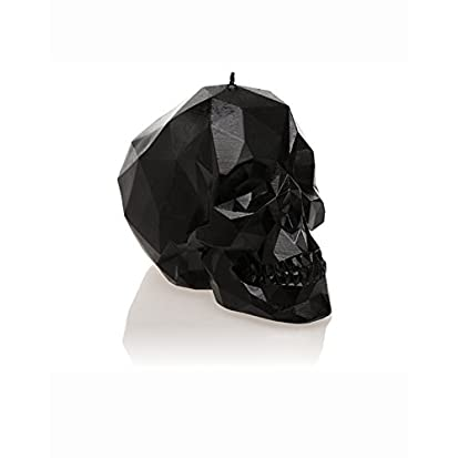 Candellana Candles Skull-Poly Candle