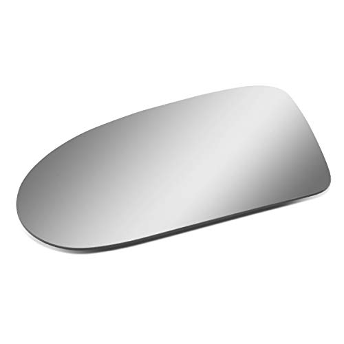 (Driver/Left Side Door Rear View Mirror Glass Lens Replacement for 1992-1999 Buick Lesaber/Oldsmobile Regency/88/98)