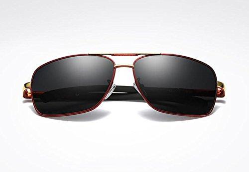 polarizadas para sol sol Color de Glasses Driving sol A Color Gafas Father's de C Day DONG Beach Gafas sol Gifts Gafas Driving Changing Gafas sol Gafas de HD hombre de de xqYOfUwtS