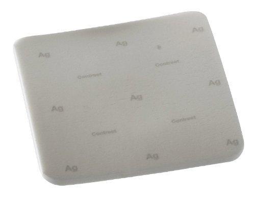 (Contreet Silver Foam Dressing by Coloplast Corp ( DRESSING, FOAM, CONTREET, SILVER, 4