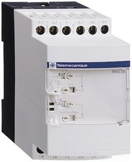 SCHNEIDER ELECTRIC RM4JA32MW Current Relay 300V 5 Amp Rm4-Plus Options by Schneider Electric (Image #1)