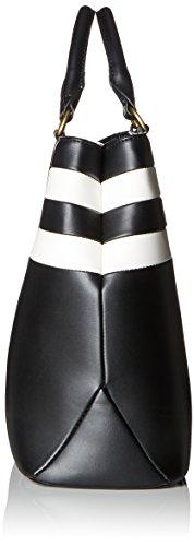T RAMONA Donna LOLA 5x37 Black Joan B 14 secchiello Multicolore cm H Cream x 5x30 a Borse aWdWR