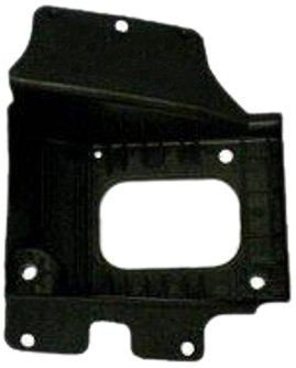 OE Replacement Ford F-150//Lincoln Mark LT Driver Side Fog Light Housing Partslink Number FO2600100