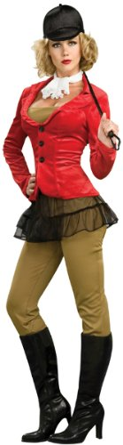 Women SM (2-6)- Equestrienne English Rider Costume]()