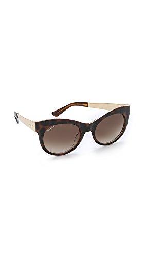 Gucci Women's Floral Leopard Sunglasses