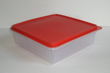 Tupperware Snack N Store Container