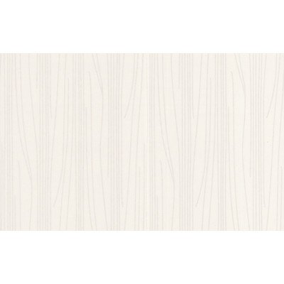Graham & Brown Paintable Subway Stripes Wallpaper, White
