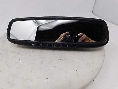 2013 2014 Nissan Altima 2.5 Interior Rear View Mirror Auto Dimming B511