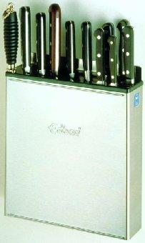 - Edlund KR-699 Knife Rack w/Skirt, High Temperature Inserts, Dishwasher Safe