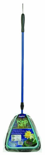 Laguna Pond Net, 11-Inch diameter/33 to 60-Inch Telescopic Handle