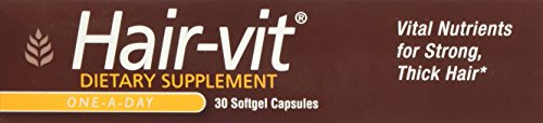 Health Aid - Hair-Vit? - 30 Caps
