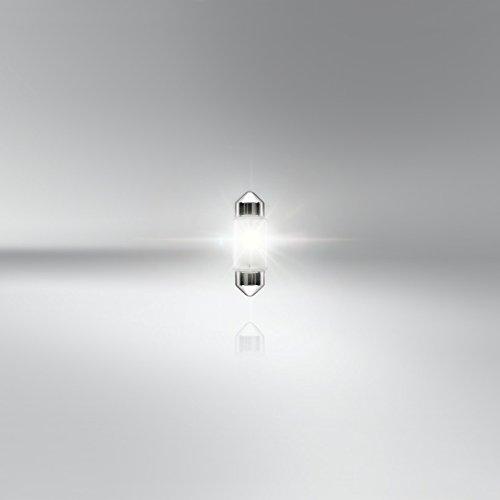 6438-02B C10W 12V Osram ORIGINAL Doppelblister