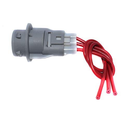 Turn Signal Blinker Light Bulb Socket & Connector Harness Set For Honda Acura (Signal Turn Honda Socket)