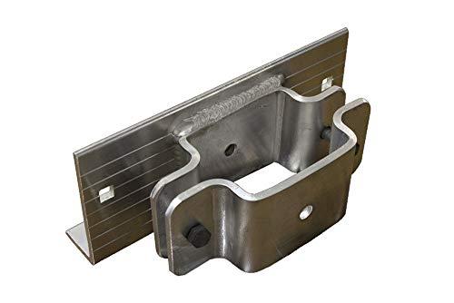 - Great Northern 4x4 Post Bracket, Marine Grade Aluminum