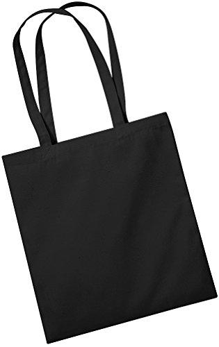 Size Black Totes Handbag Life Earthaware Mill Westford Organic Shopper Bag One For qgf6ZC