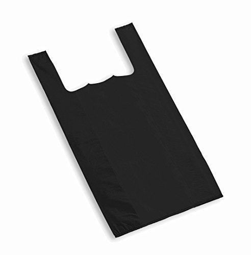 Bolsas de plástico pequeñas negras 1500 unidades 8 x 4 x 15 ...