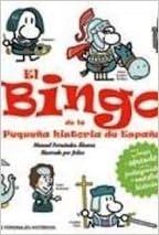 El Bingo de la Pequeña historia de España Infantil y juvenil Ficción de Fernández Álvarez, Manuel 2013 Tapa blanda: Amazon.es: Libros