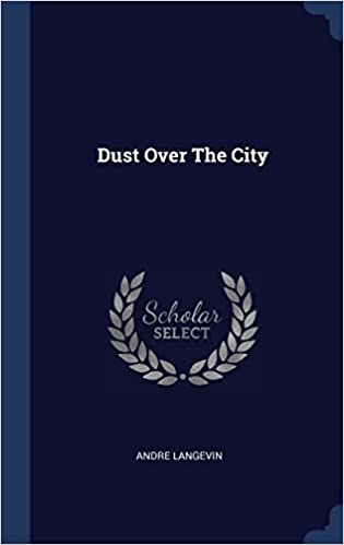Book Dust Over The City