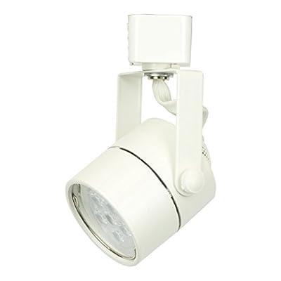 D&D Brand H System GU10 Line Voltage Track Lighting Fixture White HTC-9154-WH ( No Bulb )