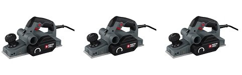 PORTER-CABLE PC60THP 6-Amp Hand Planer (3-(Pack))