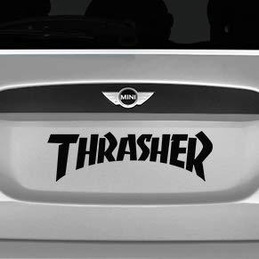 63f0c11d3992 Thrasher Automotive Decal Bumper Sticker