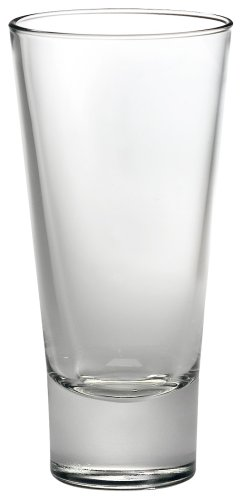 Bormioli Rocco Ypsilon Long Drink Glasses, Set of 4