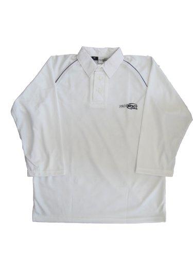 Pro Impact Sports - Cricket Shirt - 3/4th Sleeve X-Large