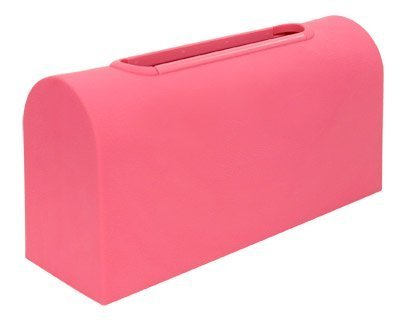 Tunell Tissue Dispenser - Slim sized beautiful tissue dispensers (Pink)