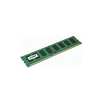 Crucial CT51264BA160B 4GB (1 x 4GB) 1600MHz (PC3 12800) DDR3 Non-ECC 1.5V CL11 Desktop Memory Copper 12v Ac Path