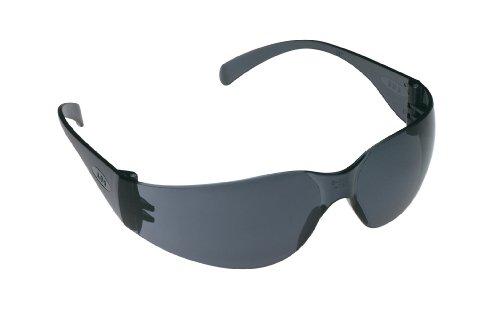 (3M Virtua Protective Eyewear, 11330-00000-20 Gray Anti-Fog Lens, Gray Temple (Pack of 20))