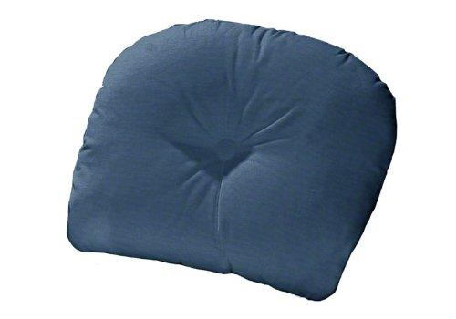 Button Tufted Chair Back Cushion | 22