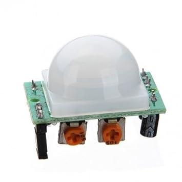 Mini IR PIR-Sensor Der Menschlichen Bewegungsmelder Modul