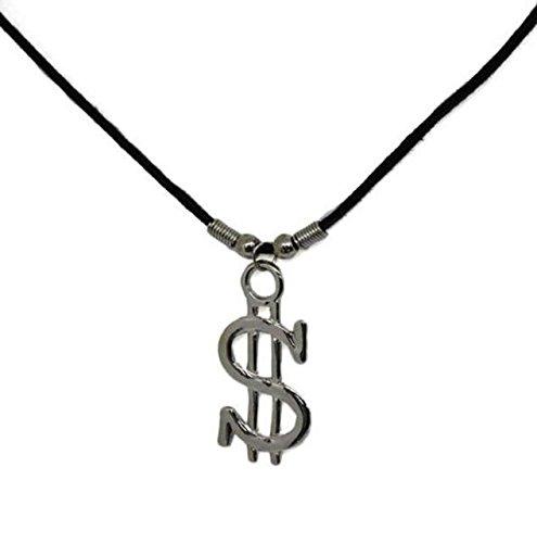 Dollar Symbol Pendant Necklace