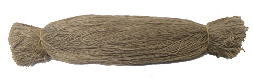 - Ghillie Suit Thread - Lightweight Synthetic Ghillie Thread to Build Your own Ghillie Suit (Light Olive)
