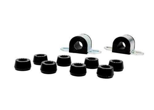 Nolathane REV008.0008 Black Sway Bar-Mount & End Link Bushing-Front-22.22Mm (7/8 in)