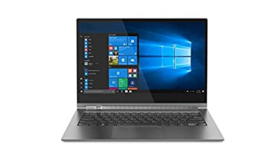 "Yoga C930 2-in-1 13.9"" Touch-Screen Laptop - Intel Core i7 - 12GB Memory - 256GB Solid State Drive - Iron Gray"
