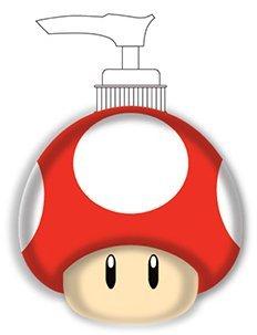 Nintendo Super Mario 'Simply the Best' Lotion / Soap Pump