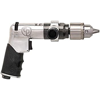Automotive Tools & Supplies AIRCAT 1/2 QUIET Reversible Air Drill with Feather Trigger 400 RPM #4450