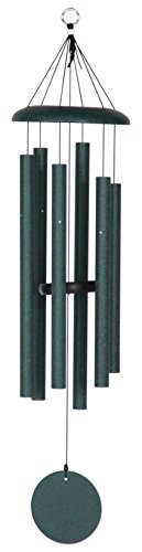 Corinthian Bells 36-inch Windchime, Green